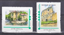 France MTM 67 73 Minoterie Et Donjon De Mont De Marsan  Neuf ** TB  MNH  Sin Charnela - France