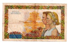 500 Francs - 16-5-1940 --voir état