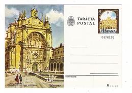 ESPAGNE  1979  /  ENTIER  POSTAL  NEUF  ( Carte Postale Numérotée ) /  SALAMANCA , CONVENTO  DE  SAN  ESTEBAN - 1931-....