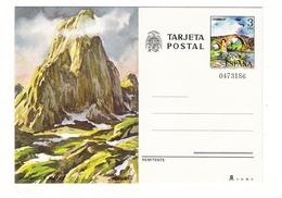 ESPAGNE  1979  /  ENTIER  POSTAL  NEUF  ( Carte Postale Numérotée ) /  ASTURIAS , NARANJO  DE  BULNES - 1931-....