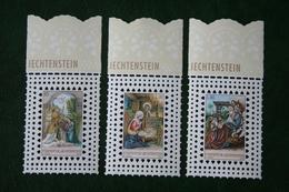 Kerst Weihnachten Noel Christmas Mi 1361-1363 2004 Neuf Sans Charniere / POSTFRIS / MNH / ** Liechtenstein
