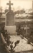 Robermont ( Liège) : Graf Duitse Soldaat 1915 ( Fotokaart ) - Liege