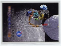 Guyana  2006,  Space, Satellite, (Block 803)