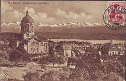 SWITZERLAND - ZURICH - ESPERANTO - 1911 - Esperanto