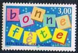 France 1997 Yt N°3045 MNH ** Bonne Fête - France