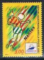 France 1997 Yt N°3076 MNH ** Coupe Du Monde De Football Nantes - France