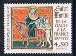 France 1997 Yt N°3078 MNH ** St Martin - France