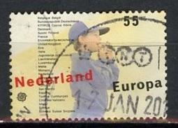 Europa CEPT Pays Bas - Netherlands - Niederlande 1989 Y&T N°1334 - Michel N°1364 (o) - Europa-CEPT