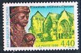 France 1997 Yt N°3128 MNH ** Abbaye De Moutier D'Ahun - France