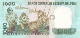 PERU P. 118 1000 S 1979 UNC - Perú