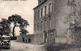 SAINT BRANCHER  La Mairie - France