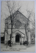79 - Saint-Maixent - Temple Protestant - Saint Maixent L'Ecole