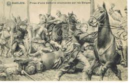 441 HALEN Prise D'une Batterie Allemande Par Les Belges - Guerre 1914-18