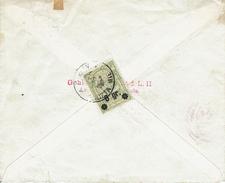 WARSZAWA - VARSOVIE Lodz 8 Juillet 1916 Michel N°10  - Timbre Poste Local + Aff. Allemand - Briefstempel - Feldpost - ....-1919 Provisional Government