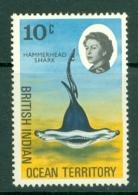 British Indian Territory (BIOT): 1968/70   QE II - Marine Life   SG17    10c   MH - British Indian Ocean Territory (BIOT)