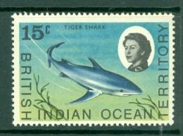 British Indian Territory (BIOT): 1968/70   QE II - Marine Life   SG18    15c   MH - British Indian Ocean Territory (BIOT)