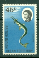 British Indian Territory (BIOT): 1968/70   QE II - Marine Life   SG22    45c   MH - British Indian Ocean Territory (BIOT)