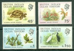 British Indian Territory (BIOT): 1971   Aldabra Nature Reserve   MH - British Indian Ocean Territory (BIOT)