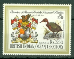 British Indian Territory (BIOT): 1971   Opening Of Royal Society Research Station On Aldabra   MH - British Indian Ocean Territory (BIOT)