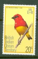 British Indian Territory (BIOT): 1975   Birds   SG64    20c   MH - British Indian Ocean Territory (BIOT)