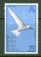 British Indian Territory (BIOT): 1975   Birds   SG65    25c   MH - British Indian Ocean Territory (BIOT)