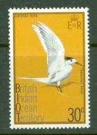 British Indian Territory (BIOT): 1975   Birds   SG66    30c   MH - British Indian Ocean Territory (BIOT)