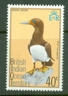British Indian Territory (BIOT): 1975   Birds   SG67    40c   MH - British Indian Ocean Territory (BIOT)