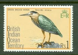 British Indian Territory (BIOT): 1975   Birds   SG72    R1   MH - British Indian Ocean Territory (BIOT)