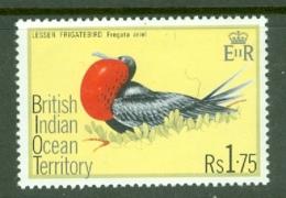 British Indian Territory (BIOT): 1975   Birds   SG73    R1.75   MH - Territoire Britannique De L'Océan Indien