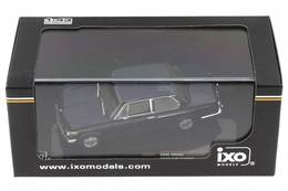 BMW 2002 TII 1972 US VERSION DARK BLUE METAL IXO CLC254 1/43 BLAU BLEU LHD - Ixo