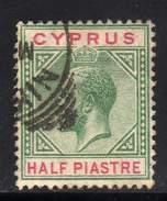 CHYPRE YT 34 - Cyprus (...-1960)
