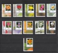 BRD ** Lot Blumen 11 Stück Eckrand Postpreis 16,13 - Nuevos