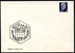 DDR PU14 D2/004 Privat-Umschlag CHEMIEZENTRUM Halle 1964 - Private Covers - Mint