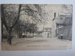 08 Ardennes Saint Germainmont Places D'armes - Francia