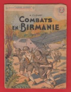 WWII:COLLECTION PATRIE LIBEREE : COMBAT EN BIRMANIE .  EDITION ROUFF... - Livres, BD, Revues