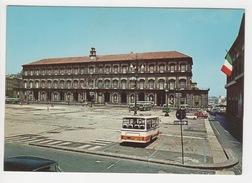 ^ NAPOLI PIAZZA DELPLEBISCITO BUS CORRIERA 198 - Napoli