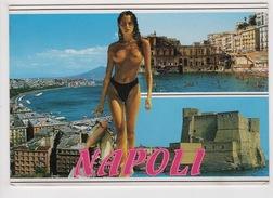 ^ NAPOLI PIN UP SEXY SENO NUDO DONNA 198 - Napoli (Naples)