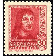 ES844ASTV-LTV***844ASTAN.Spain.Esgane .REY FERNANDO EL CATOLICO.1938.(Ed 844A**) - 1931-50 Ungebraucht