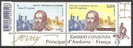 France N° P4698 ( 4698 Et 732 Andorre ) Neuf - Nuevos