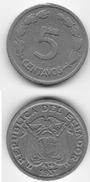 Ecuador : 5 Centavos 1937