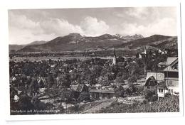 REBSTEIN: Teilansicht Mit Reben ~1930 - SG St. Gall