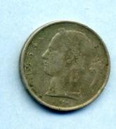 1954 1 FRANC BELGIË - 1934-1945: Leopold III