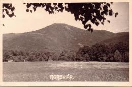 ALTE  Foto- AK  AGASVAR / Ungarn  - Teilansicht -   Ca. 1930 - Hongarije
