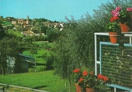San Zeno Di Montagna (Verona, Veneto) Scorcio Panoramico, Panoramic View, Vue Panoramique, Ansicht - Verona