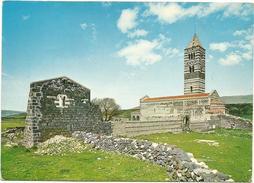 T2725 Codrongianus (Sassari) - Basilica Di Saccargia - Eglise, Church, Kircke / Non Viaggiata - Autres Villes