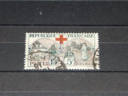 France - 1918 Red Cross Used__(TH-9179)
