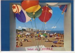 Saluti Da CAORLE - Spiaggia, Panorama - Altre Città