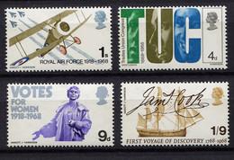 GB / Greatbritain,  1968**, - 1952-.... (Elizabeth II)