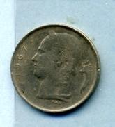 1967  1 FRANC BELGIQUE - 1934-1945: Leopold III