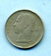 1952  1 FRANC BELGIQUE - 1934-1945: Leopold III.